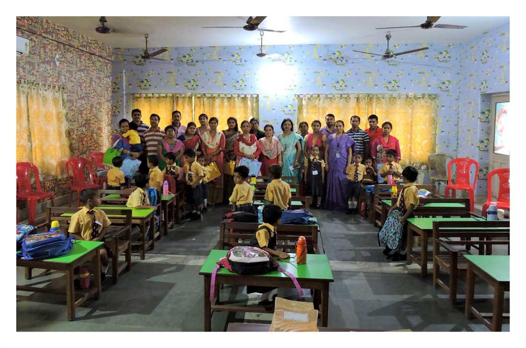 North Point School : Rajarhat, New Town, Kolkata : Gallery